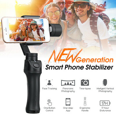Freevision VILTA 3-Axis Handheld Gimbal Stabilizer For iPhone Samsung Gopro DJI