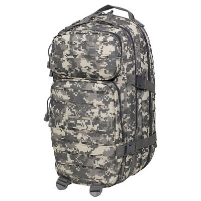 Sac A Dos 30L Us Assault I 'laser' Digital Voyage Militaire Outdoor Paintball
