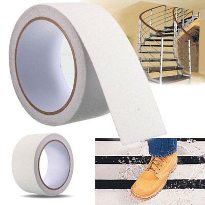 ANTI SLIP TAPE High Grip Adhesive Backed Non Slip Safety Floor Steps Sticky BEST