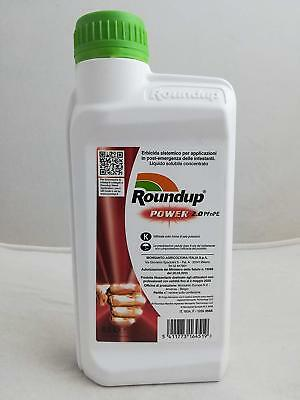 ROUNDUP Power 2.0 diserbante sistemico Glifosate  500 ML. - MONSANTO