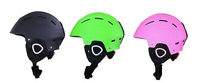Adult Ski Helmets Snowboarding Helmets for Men and Women Skiing and Snowboarding