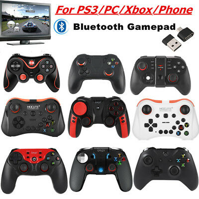 Wireless Bluetooth Game Controller Gamepad Joystick for PS3 Android iPhone Xbox