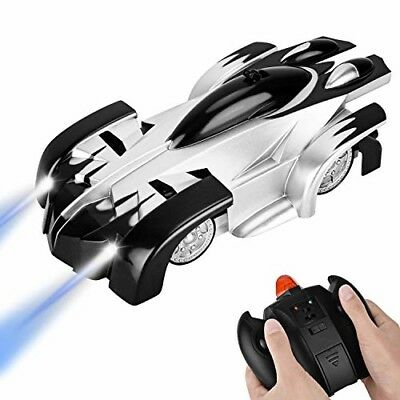 Remote Control Car Rechargeable via USB 360° Rotating Stunt 5-8 Year Old Boys