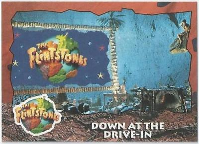 The Flintstones - Card 15 - Down At The Drive-In