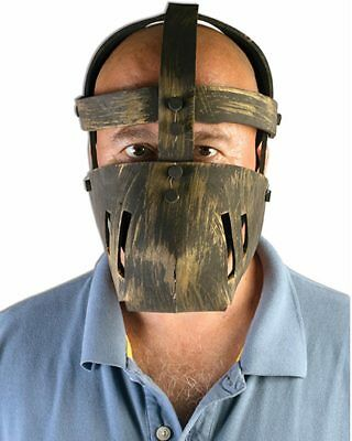 Medieval Torture Face Mask One Size