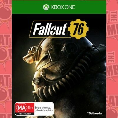 Fallout 76  - Xbox One game - BRAND NEW