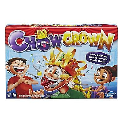 Chow Crown Spinning Snacks Game E2420