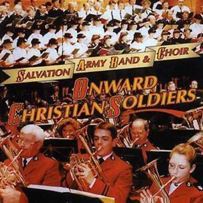 Salvation Army Band And Choir : Onward Christian Soldiers CD (2003) ***NEW***