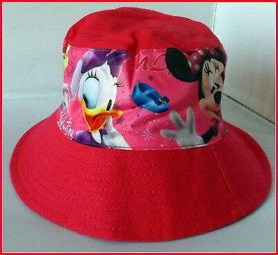 Children's Cotton Bucket Hat - Mickey and Friends
