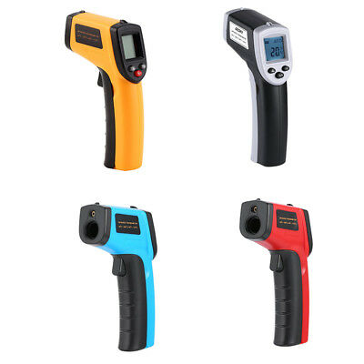 GM320 Temperature Gun Non-contact Infrared IR Laser LCD Digital Thermometer Temp