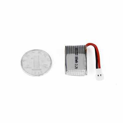 1 pc 3.7V 160mAh 20C Lipo Battery Model 651723 for FPV RC Molex 51 BE