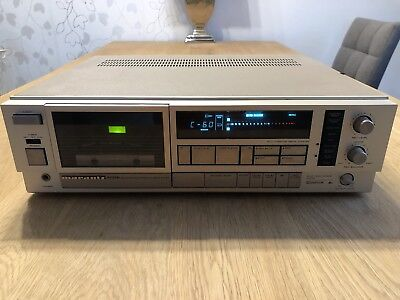 Marantz Sd64 Digital Monitoring Cassette Deck Sd-64 / Champagner