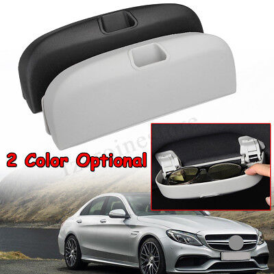 Car Sunglasses Case Holder Glasses Cage Storage Box for Mercedes W205 W203 W204