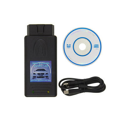 Auto Scanner V1.4.0 For BMW SCANNER Chassis Model Engine Gearbox Complete Set