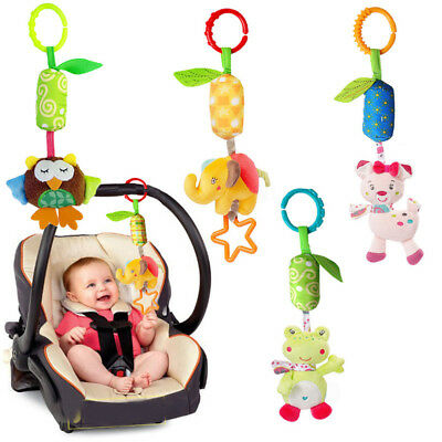 Baby Kids Activity Toys for Car Seat Pushchair Pram Stroller Cot Bed Activity NL