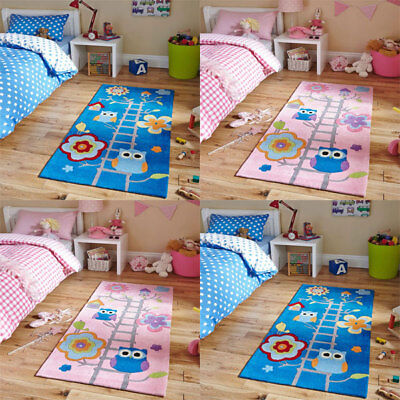 Think Rugs Hong Kong 5648 Hand Tufted Children's Rug, 70 x 140 Cm