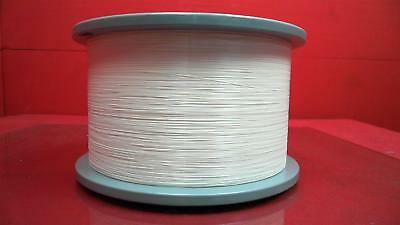 AT&T TW Optic Fiber Cable White Coated 0.010""