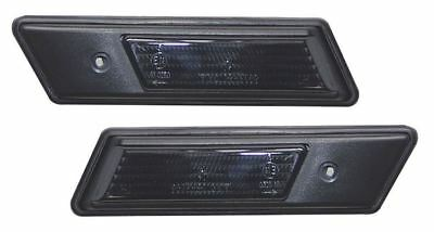 Bmw 5 Series E34 Smoked Side Light Repeaters