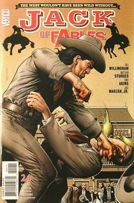 Jack of Fables (Vol 1) # 24 Near Mint (NM) DC-Vertigo MODERN AGE COMICS