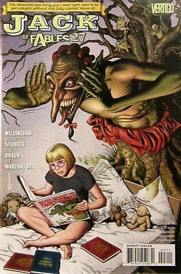 Jack of Fables (Vol 1) # 27 Near Mint (NM) DC-Vertigo MODERN AGE COMICS