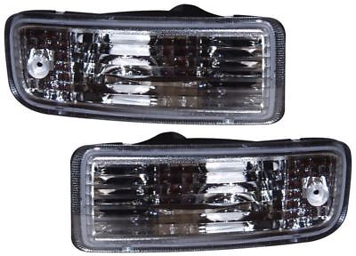 Toyota Celica Gt4 94-1999 Crystal Clear Chrome Front Indicators Repeaters