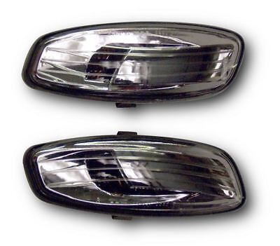Peugeot 207 06- SIDE LIGHT REPEATER INDICATOR CRYSTAL CLEAR