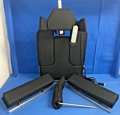 SchureMed 800-0004 Powered Beach Chair Positioner w/ Extras, 30 Day Warranty