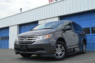 2013 Honda Odyssey EX Full Power Options 21,000 Miles Wheel Chair Accessible Power Ramp Excellent Save