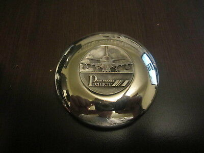 Air France Airplane Premiere Paperweight Bottle Opener Very Scarce Rare Paris