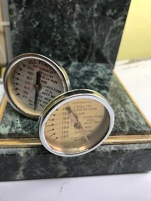 Lot Of 2 All-Purpose Meat & Poultry Thermometers (B57)