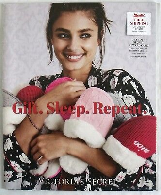 VICTORIA'S SECRET catalog The Gift Book 2015 Taylor Hill