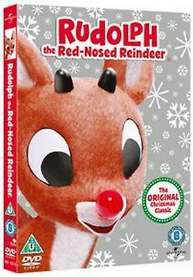Rudolph the Red-nosed Reindeer - DVD Region 2 Free Shipping!