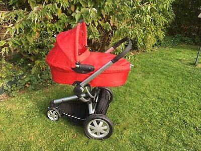 ***REDUCED*** Quinny Buzz Pushchair/Pram in Red - Used *IN EXCELLENT CONDITION*