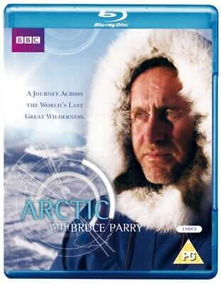 Arctic With Bruce Parry Blu-Ray (2011) Bruce Parry cert PG 2 discs Amazing Value