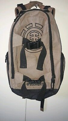 eeed5a0643ff3 Element Mohave Rucksack Braun 25L