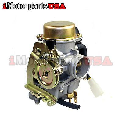Carburetor For 260cc 300cc Manco Talon Linhai Bighorn BMX JCL FS300 ATV UTV Carb