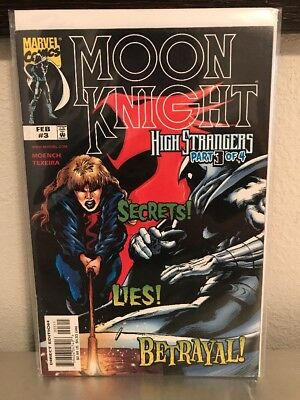 Moon Knight #3 High Strangers 3 Of 4
