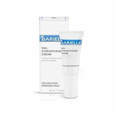 Barielle Nail Strengthener Cream, Restores Weak Brittle Nail resist Splits peels