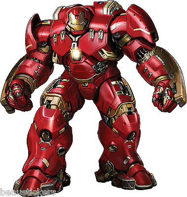Pegatinas Iron Man Hulkbuster Age of Ultron 15018