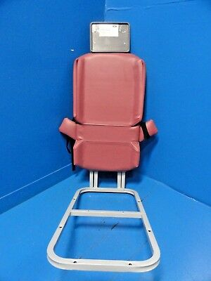 2014 Custom Comfort Medical Furniture Patient Chair / Table Frame ~16468