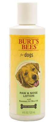 BURT'S BEES - Paw and Nose Lotion for Dogs - 4 fl. oz. (120 ml)