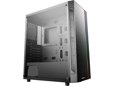 DEEPCOOL MATREXX 55 ADD-RGB ATX Mid-Tower Case Full-size Tempered Glass Motherbo