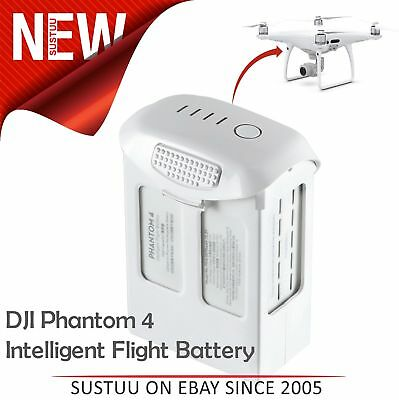 DJI Phantom 4 Intelligent Flight Battery│15.2 V 5870mAh LiPo 4S│30 Min Capicity