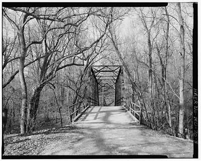 Roxie Road Bridge,Cane Creek at County Road 450,Poplar Bluff,Butler County,MO,2