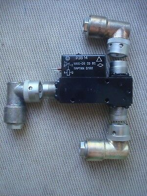 50 Ohm SPDT Koaxiale Antenne Relais +3 Connector 1.5kWt REW14 REV14 650mhz Relay