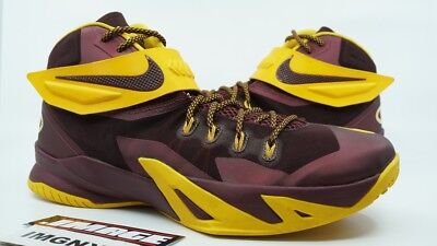 a4b4cfdf594d44 Nike Lebron Zoom Soldier Viii Used Size 13 Christ The King Bom 527526  Sample Ctk