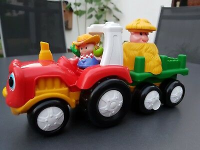 Fisher-Price Little People - Traktor