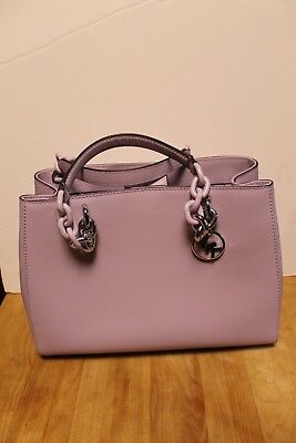85360bc9d5cd97 MICHAEL MICHAEL KORS Cynthia Medium Saffiano Leather Satchel Lavender