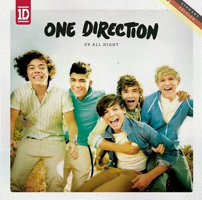 One Direction - Up All Night, 1 Audio-CD