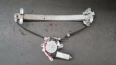 Nissan Pulsar N15 - 8/1995 - 5/2000 - Left Front Electric Window Motor Regulator